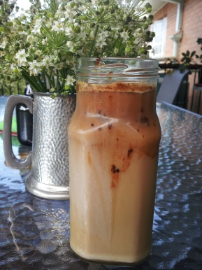 Iced coffee a go-go