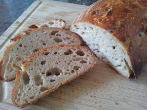 Sourdough and Standard Yeast Dough from the Fridge (a post for busy breadenthusiasts)